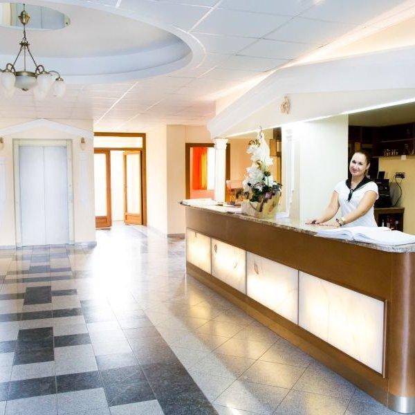 Hotel Venus***superior recepció
