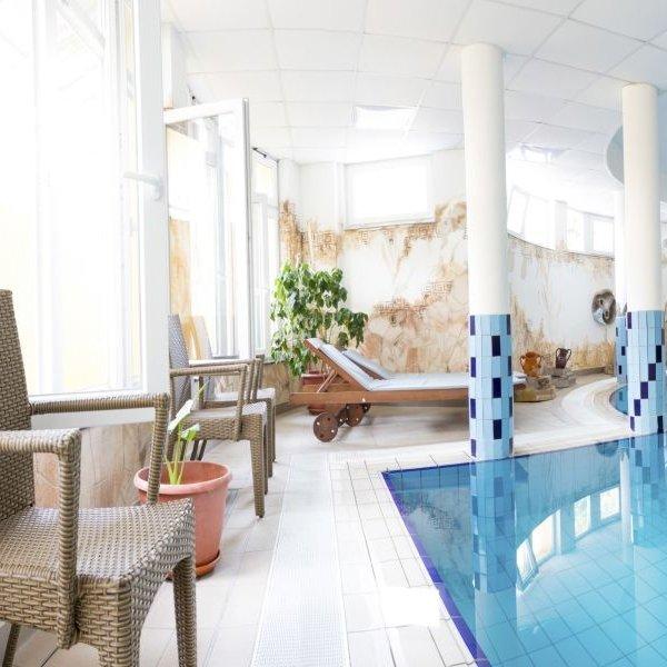 Hotel Venus***superior beltéri medence